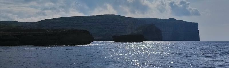 Fungus Rock, isla cerca del Azure Windor