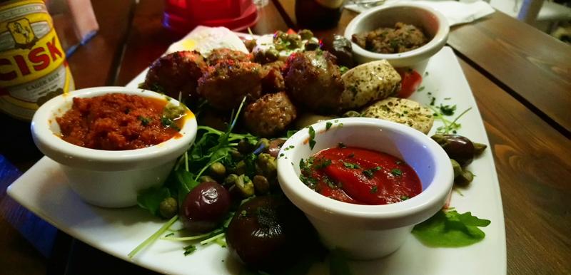 Comida típica de Gozo