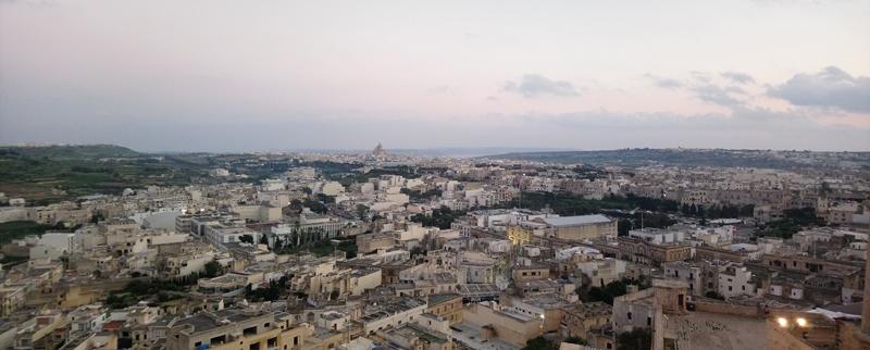 Victoria, en la Isla de Gozo