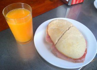 Bodega Cerrillo: desayunar enel centro de Sevilla