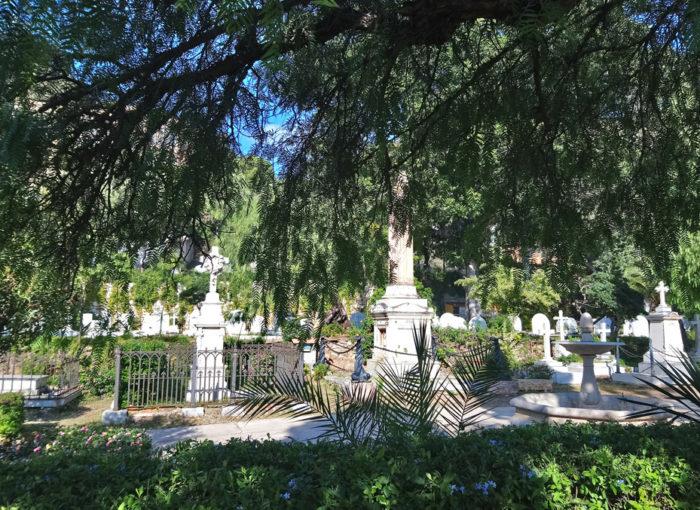 Qué ver en el Cementerio Inglés de Málaga