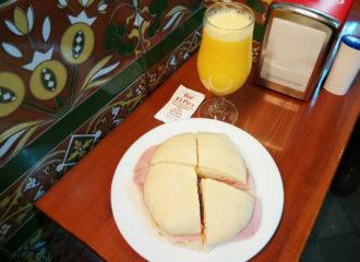 Desayunar en el Bar El Pica de Sevilla