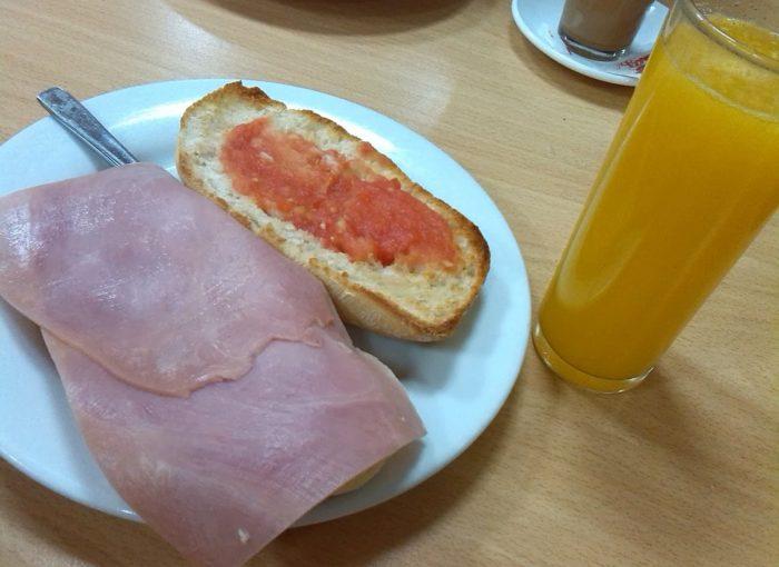 Desayunar en Mairena del Aljarafe, Café Bar Los Ferrera