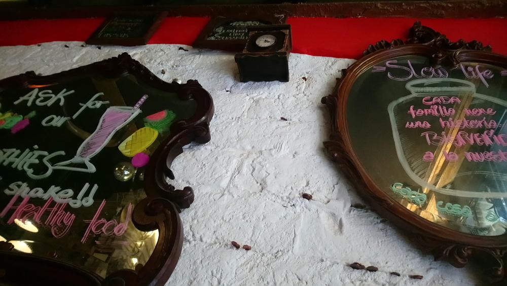 Espejos de la Cacharrería