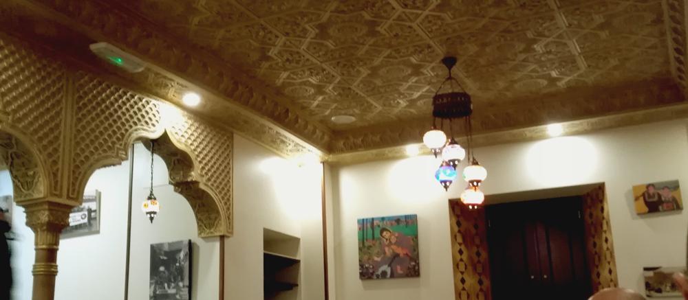 Al Wadi, restaurante árabe de Sevilla