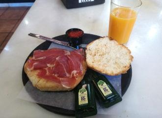 Desayunos Los 100 Montaditos