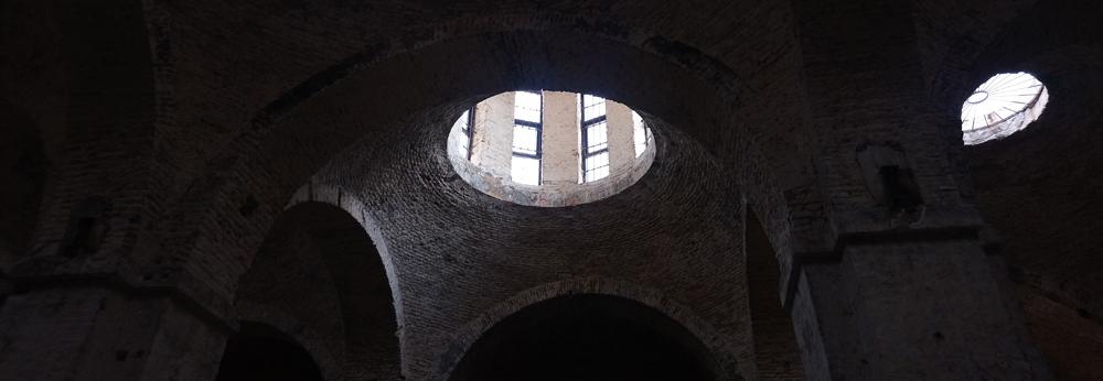 Nave principal de la Real Fábrica de Artillería de Sevilla