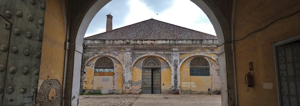 Instalaciones de la Fábrica de Artillería de Sevilla