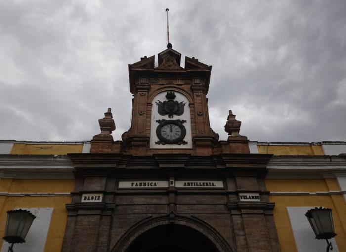 Visita a la Real Fábrica de Artillería de Sevilla