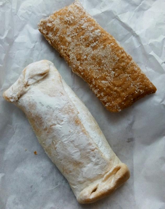 Los carbayones son unos dulces de Asturias
