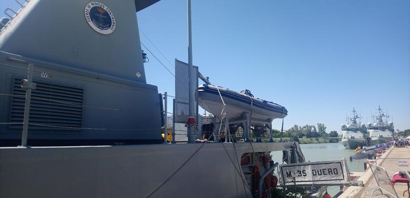 Armada española: Cazaminas M-35 Duero