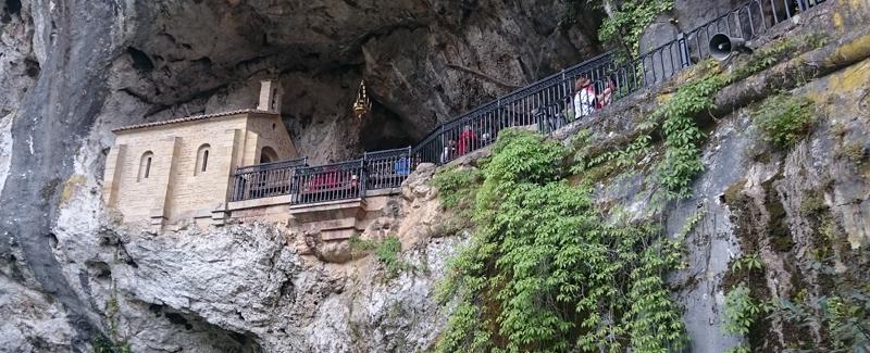 Cueva de la Ermita de Covadonga