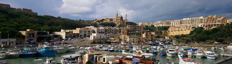 Qué hacer en la Isla de Gozo en Malta