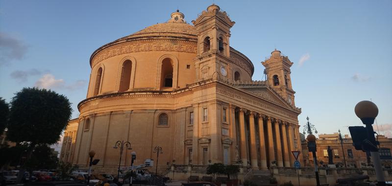 Iglesia Rotonda de Mosta