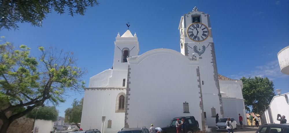 Igreja de Santa Maria do Castelo en Tavira