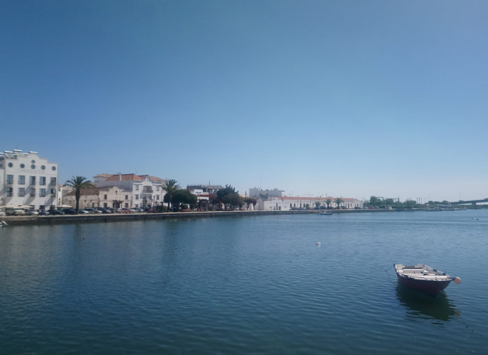 Tavira, en el Algarve