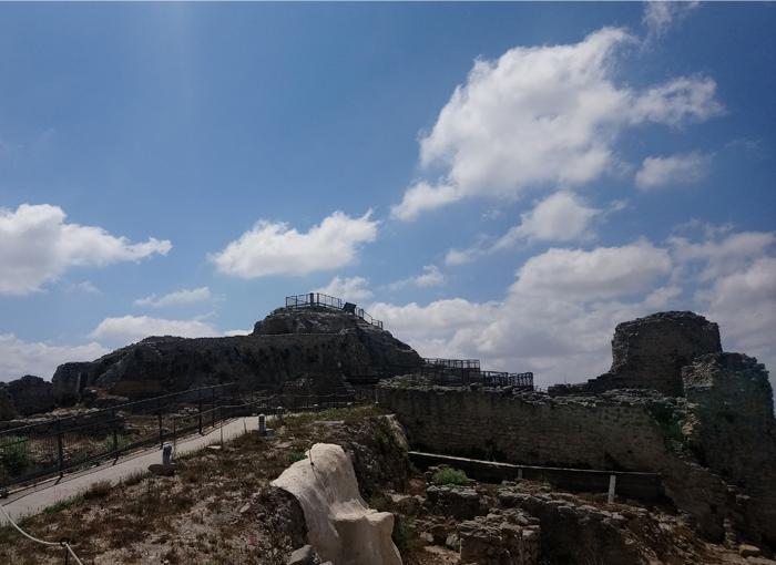 Castillo de Medina Sidonia, en Andalucía