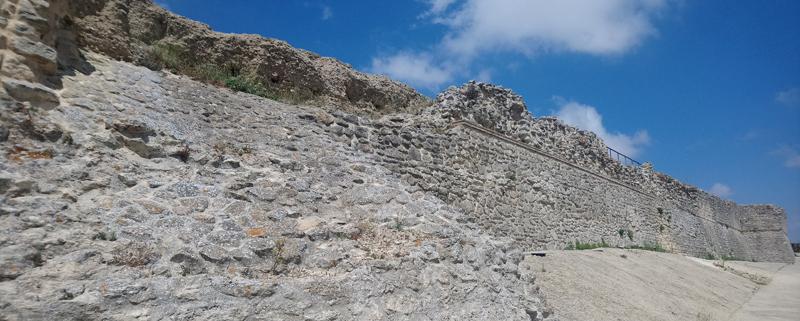 Murallas del Castillo de Medina Sidonia