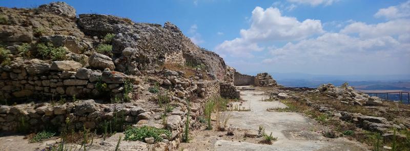 Defensas del Castillo de Medina Sidonia