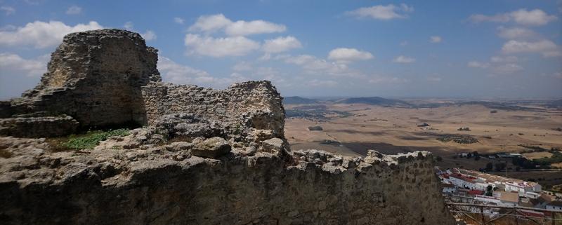 Torre defensiva del Castillo