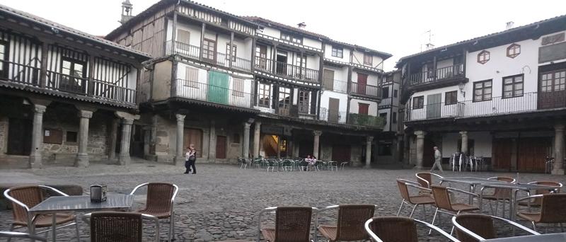 Bar El Porrón en La Alberca