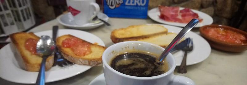 Desayunar barato en Salamanca