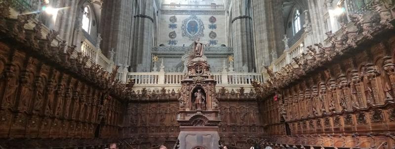 Clero de la Catedral de Salamanca