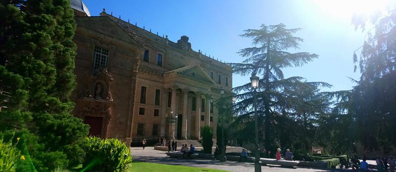Palacio Anaya en Salamanca
