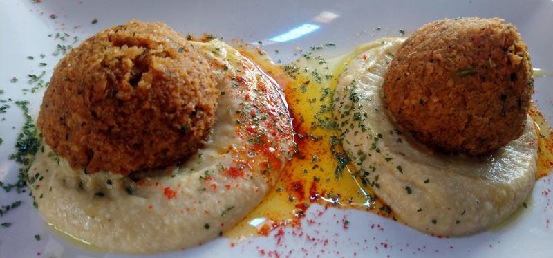 Restaurante Tetería Meknes Rahma en Granada
