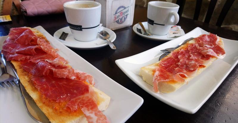 Dónde desayunar en Guijuelo