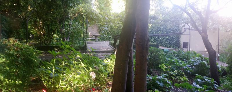 Jardín de Calixto y Melibea