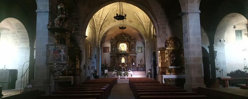 Iglesia de la Asunción en La Alberca