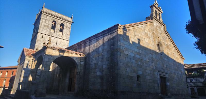 Iglesia de la Asunción en Sierra de Francia