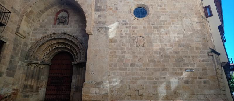 Iglesia de San Martín, la más antigua de Salamanca