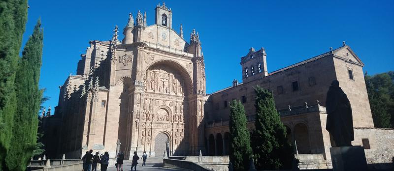 Visitar el Monasterio de San Esteban