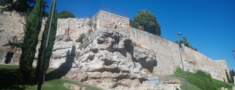 Ciudad amurallada de Salamanca