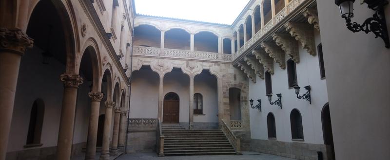 Casa Palacio de la Salina