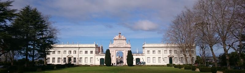 Hotel en Sintra en el Palacio de Seteais