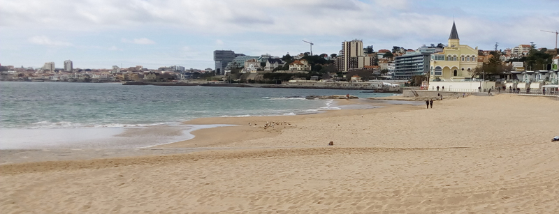 Playa de Estoril, Cascais