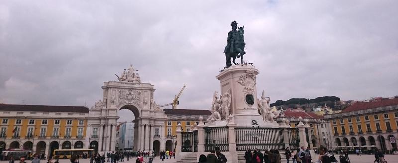 Estatua ecuestre de Dom Jose I