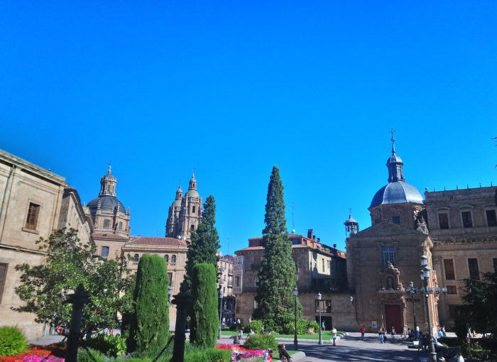 Escapada de un día en Salamanca