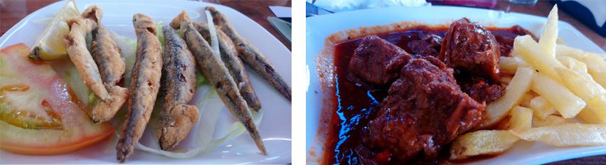 Restaurante de tapas en Medina Sidonia