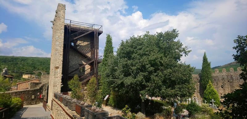 Torre del Castillo de San Martín del Castañar