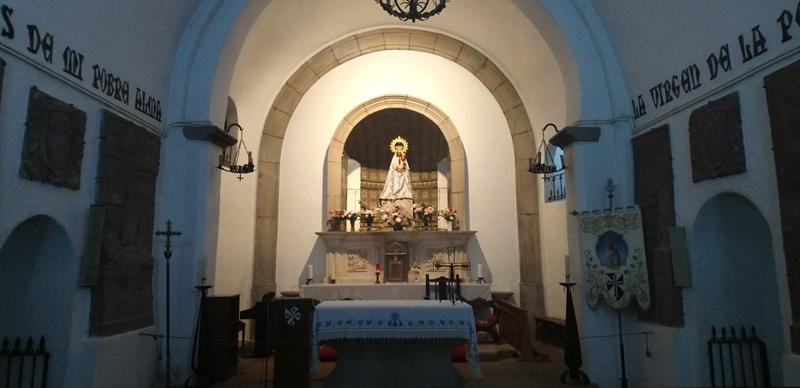 Virgen de la Peña de Francia