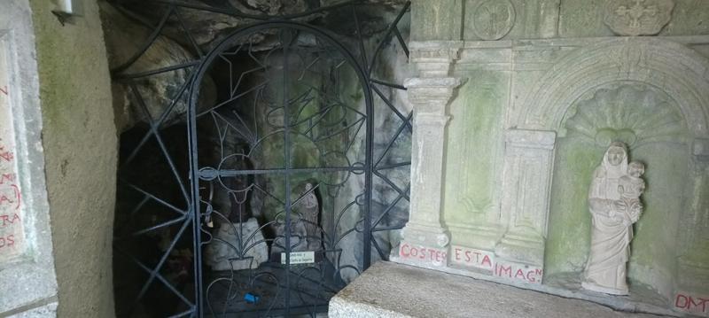 Virgen en la Sierra de Francia, Salamanca