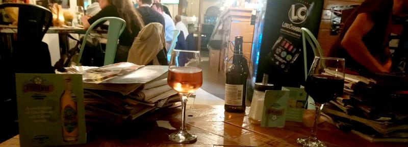 67, dónde tomar vino en La Valeta
