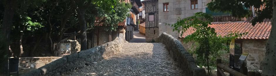 Ruta por los pueblos de la Sierra de Francia