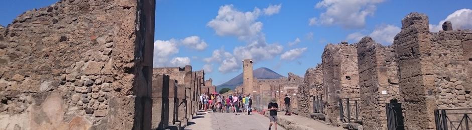 Qué ver y hacer en Pompeya durante un día