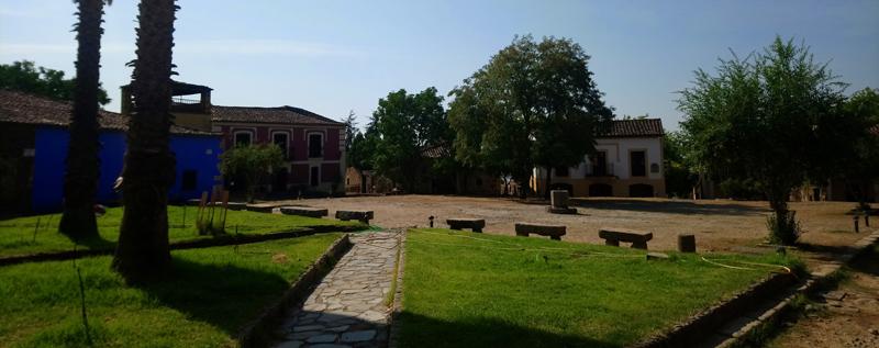 Plaza Mayor en Granadilla