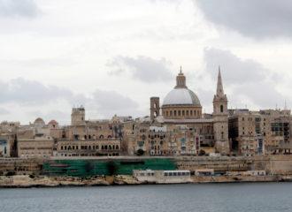 Excursión a La Valeta en Malta